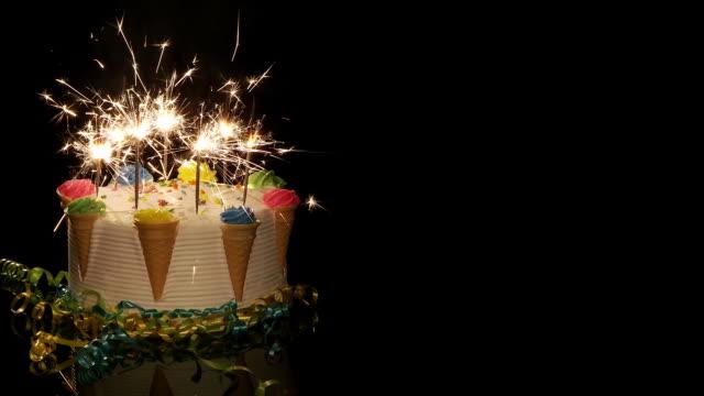 Birthday Celebration Cake video
