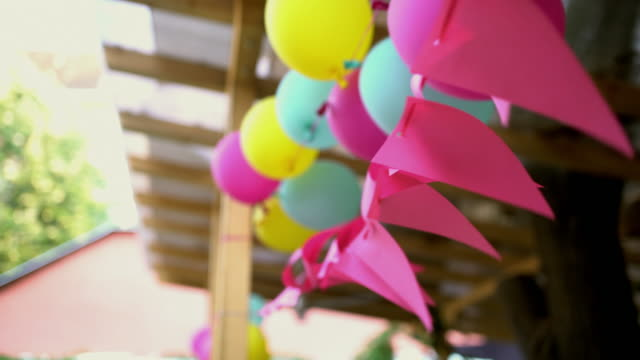Birthday Decoration video