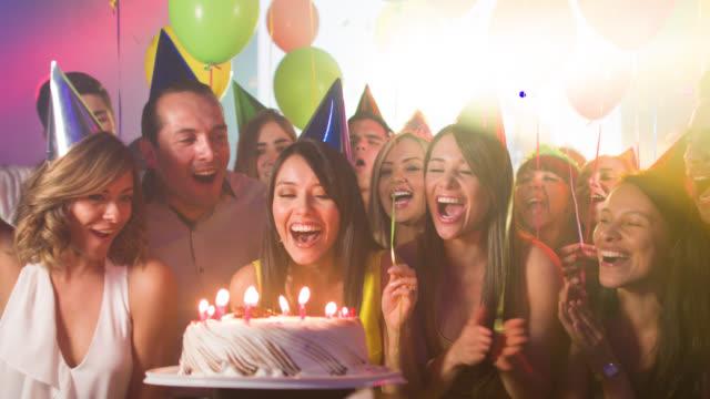 Birthday party video