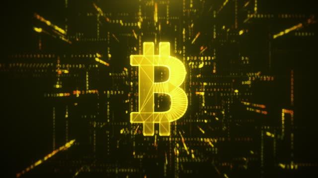 Bitcoin Blockchain Crypto Currency Concept