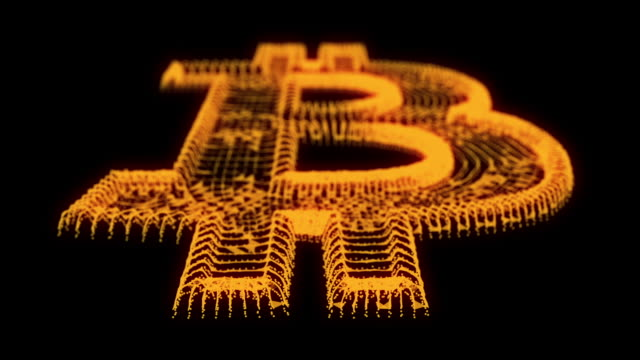 Bitcoin digital makeup blockchain coding video