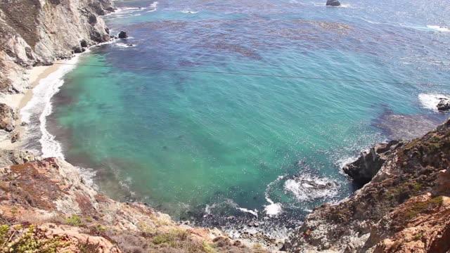 Bixby Bridge in Big Sur video