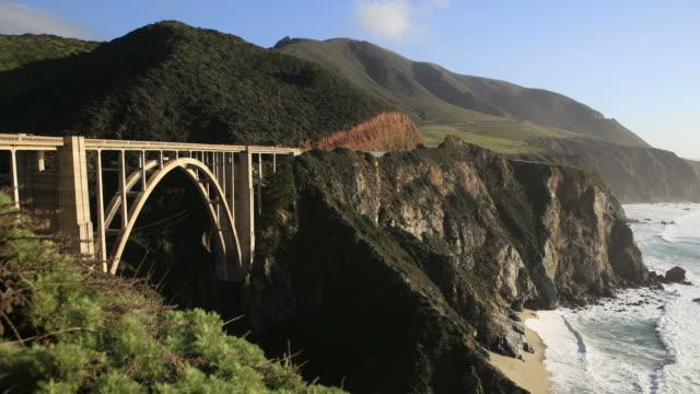 Bixby Bridge Time Lapse video