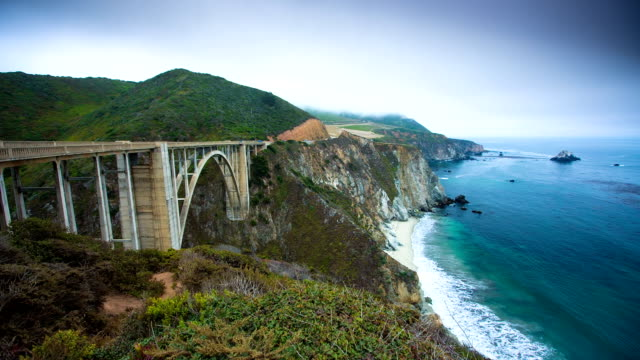 Bixby Bridge video
