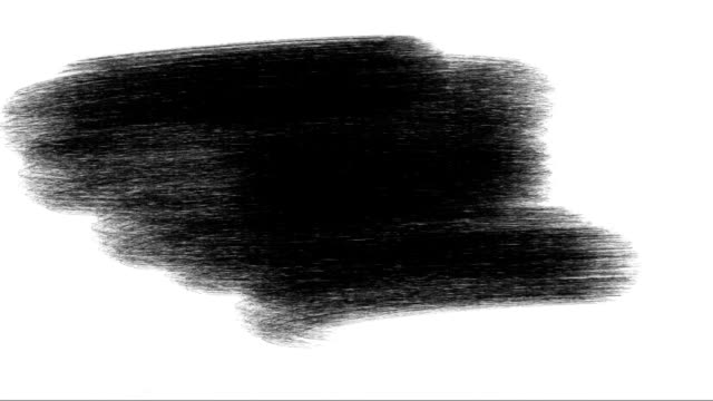 schwarz und weiß abstrakte künstlerische hintergrund - kreide weiss stock-videos und b-roll-filmmaterial