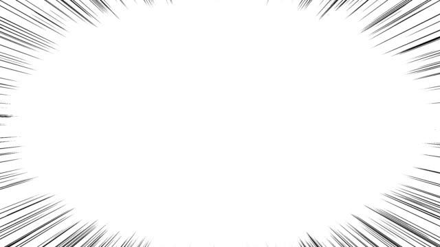 linea effetto cartone animato nero. una linea sottile e corta. 20 secondi di lunghezza ver. lo sfondo è trasparente. - concentrazione video stock e b–roll