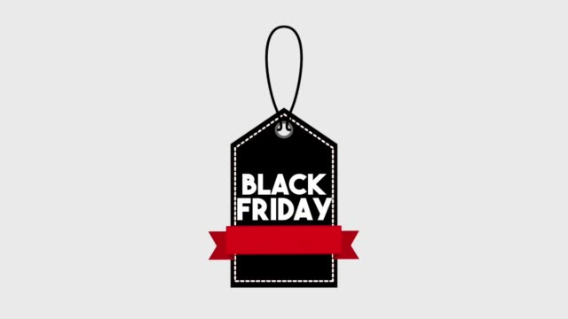 vidéos et rushes de promotion black friday - black friday