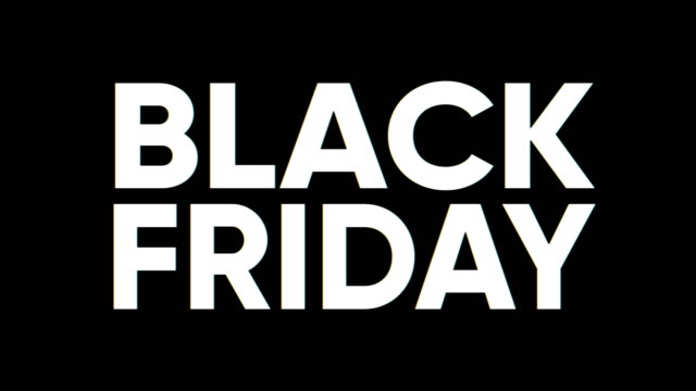 black friday sale - black friday стоковые видео и кадры b-roll
