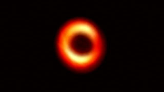 black hole, zoom in, 4k video - czarna dziura filmów i materiałów b-roll