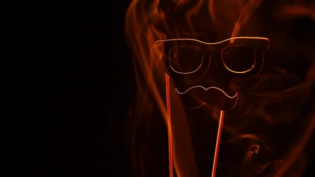 black mask smoke dark background nobody hd footage black mask smoke dark background nobody hd footage prop stock videos & royalty-free footage