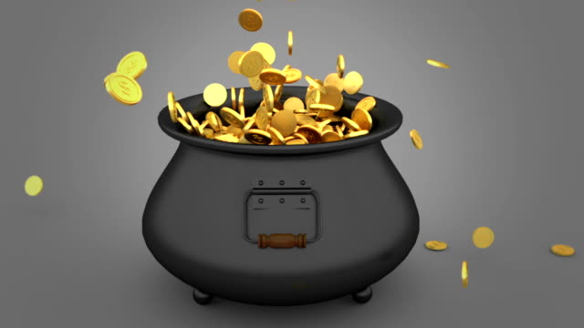 Black Pot of Gold video
