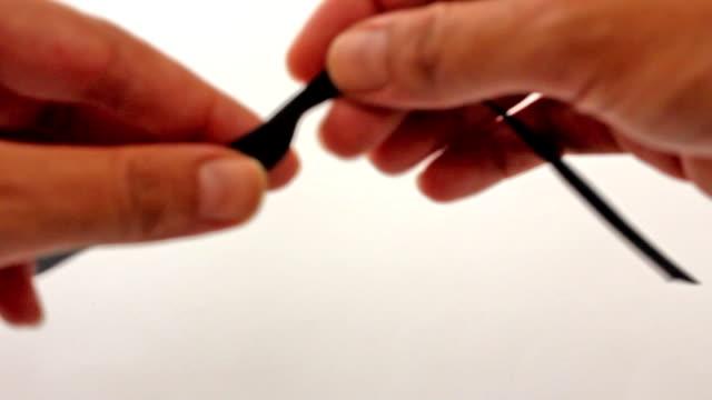 Black Ribbon video
