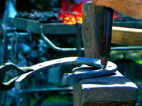blacksmith - {{searchview.contributor.websiteurl}} stock videos & royalty-free footage