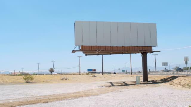 Blank Desert Billboard video