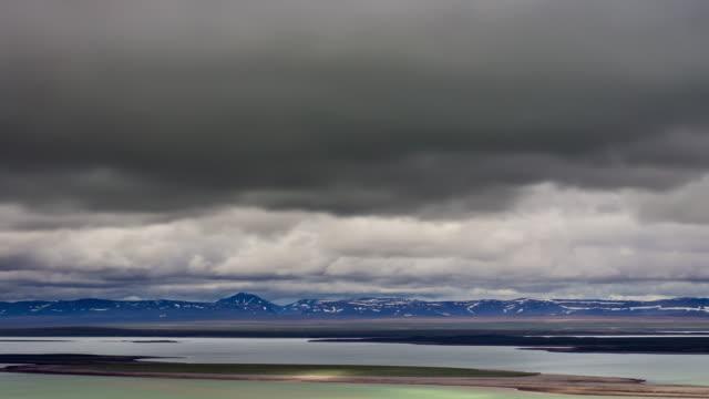 Blöndulón, Iceland - Time Lapse video