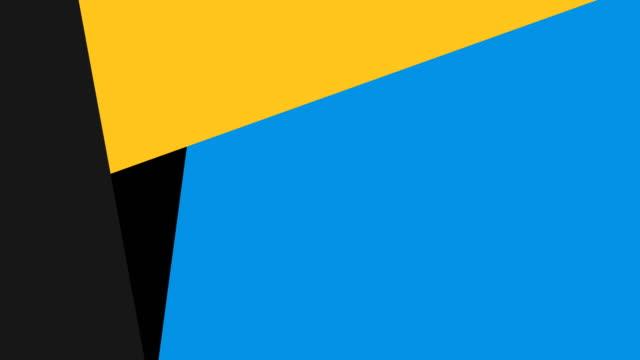 vídeos y material grabado en eventos de stock de bloquear bucle de fondos. resolución 4k. alfa luma matte incluido, tecla chroma. - amarillo color
