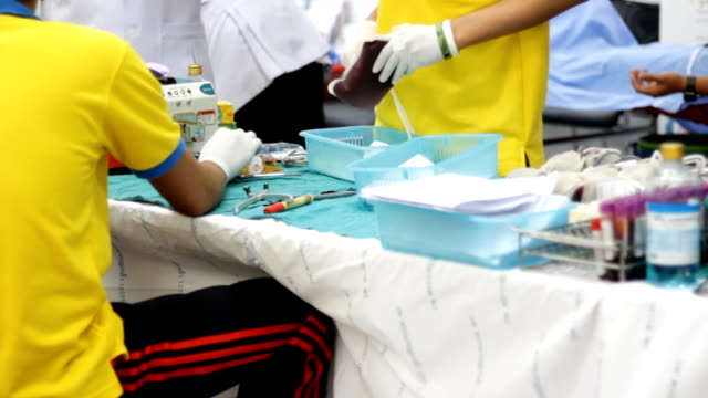 Blood Donation video