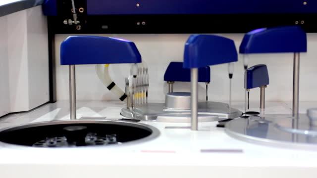 Blood samples (HD) video