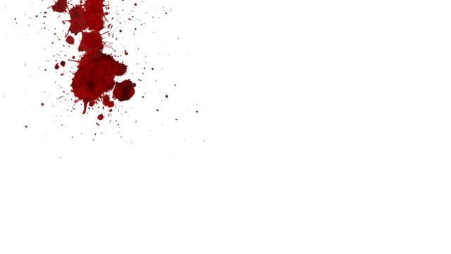 Blood Splatter video