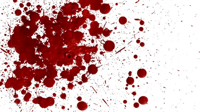 HD: Blood Splatter video