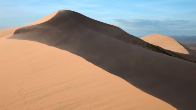 Blowing Sand Dune video