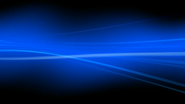 Blue abstract background video