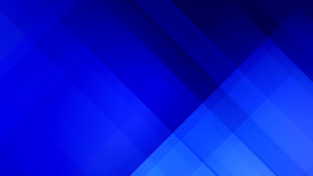 Blue Abstract Minimal Motion Backgrounds - Loopable Elements - 4K Resolution
