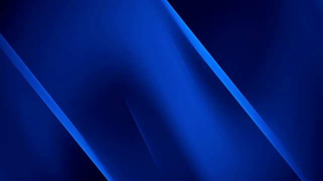 Blue Abstract Motion Background Clean Soft Blue Wavy Lines. Abstract CGI Motion. dark blue stock videos & royalty-free footage