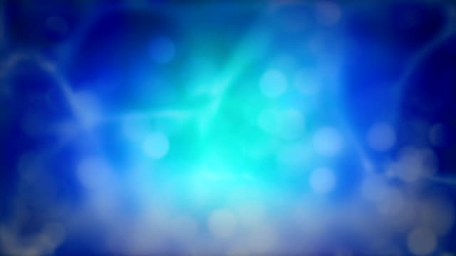 blue abstract smooth pattern - bokeh stock videos & royalty-free footage