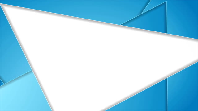 Blue and grey polygonal tech corporate video animation Blue and grey polygonal tech corporate motion graphic design. Video animation Ultra HD 4K 3840x2160 web banner stock videos & royalty-free footage