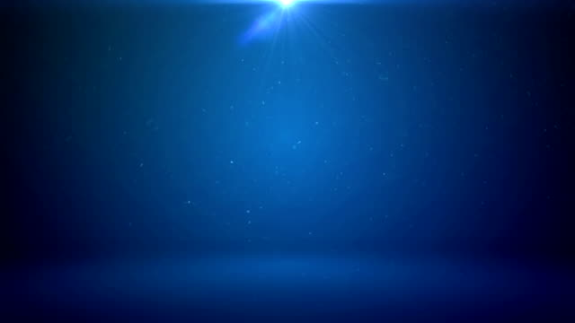Blue Background - Turquoise Background - 4K Lighting Equipment, Spotlight, Plan, Wallpaper, Night, Snowing, Blizzard, Christmas Present, Season blue background stock videos & royalty-free footage