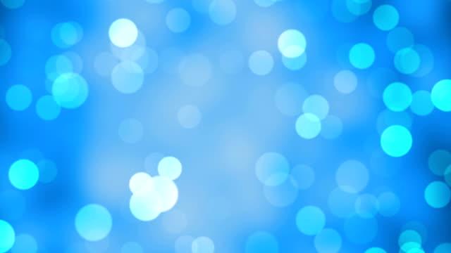 blå bokeh abstrakt bakgrund - turkos blå bildbanksvideor och videomaterial från bakom kulisserna
