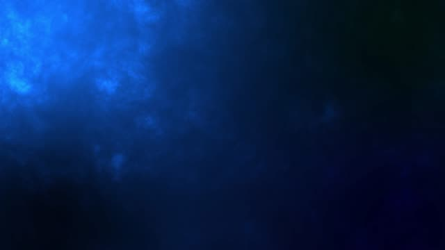 Video Blue colors abstract background