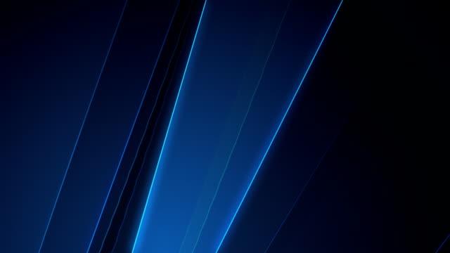 ブルークリスタルの背景 - 尖っている点の映像素材/bロール