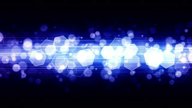 Blue Fashion Light Glitters Glowing broadcast light hexagons moving animation which is suited for broadcast, commercials and presentations. It can be used also in Fashion, Photography or Corporate animations {{asset.href}} stock videos & royalty-free footage