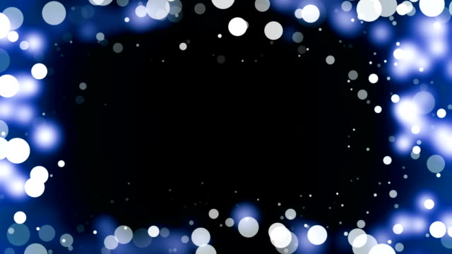 Blue Frame Background (Loopable) video