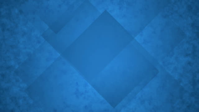 Blue Glass Rectangles Background. video