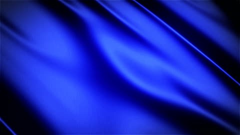 Blue glossy cloth satin realistic seamless loop waving animation Blue glossy cloth satin realistic seamless loop flag stock videos & royalty-free footage