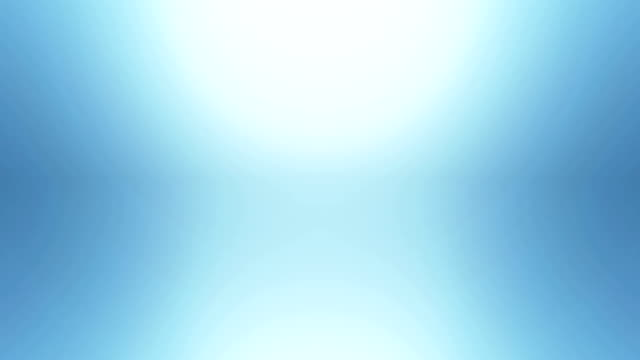 Blue gradient digital abstract background, light streaks cg animation