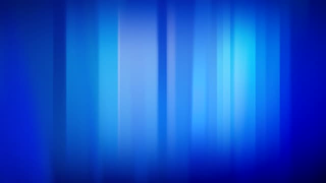 Blue gradient vertical bars video