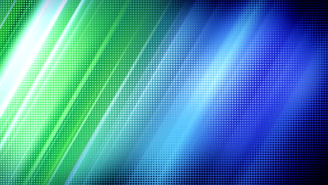 blue green stripes loop background video