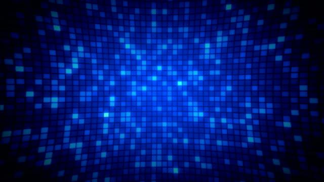 Blue Grid Loop video