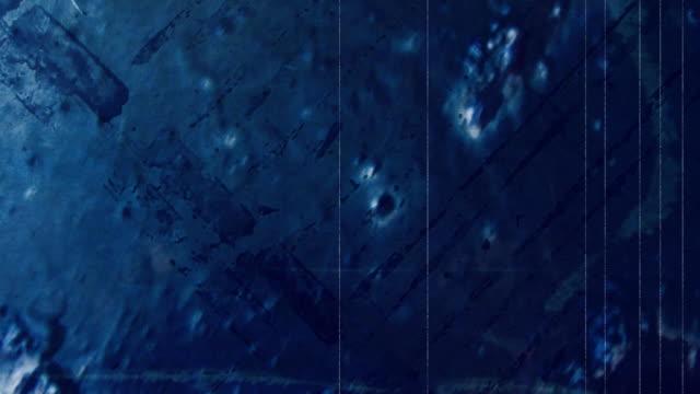 Blue Grimy Grunge video