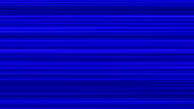 Blue Horizontal Lines Background Loop video
