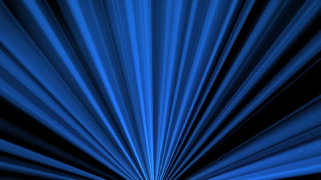 Blue Light Rays, Looping HD Background video