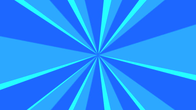 Blue Light Streaks Background Loop video