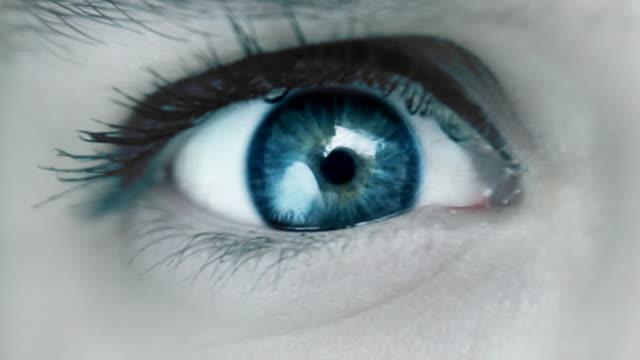 blue magical eye video