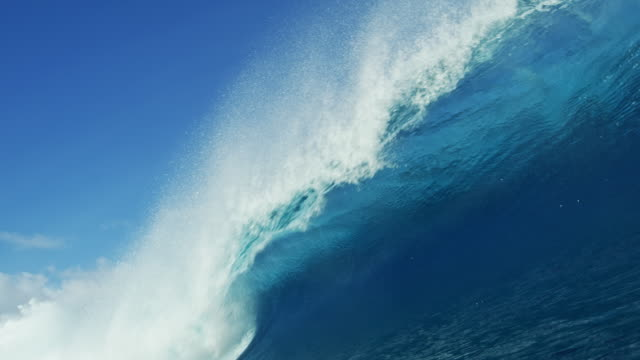 blue ocean wave - wave stock videos & royalty-free footage