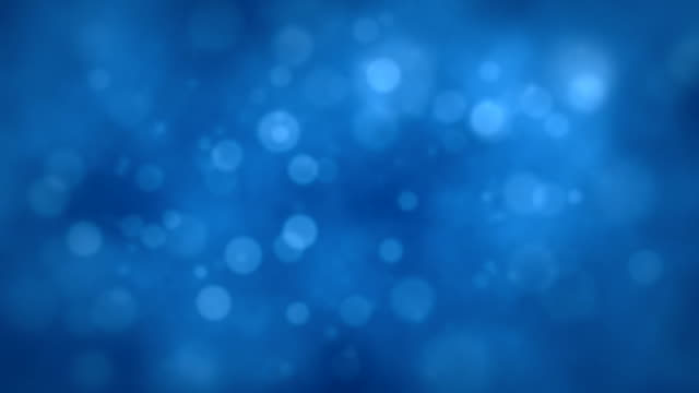 Blue Particles Loop. 2in1 Light and Dark A colourful soft and slow blue Motion Background. Loops seamlessly. Two loops included: light and dark, 15 seconds each. Other colour variations are available in the portfolio. blue background stock videos & royalty-free footage