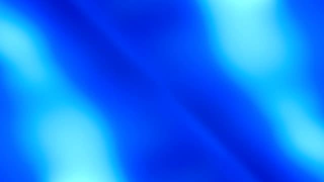 Blue presentation theme background video